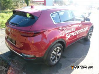 Prodám Kia Sportage 1,6 GDi 4x2 EXCLUSIVE LED (201
