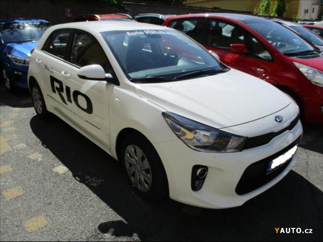 Prodám Kia Rio 1.2 5 CVVT EXCLUSIVE