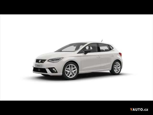 Prodám Seat Ibiza 1,0 TSI 85 kW *N017111 FR