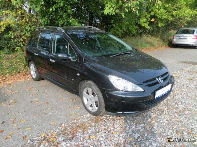 Prodám Peugeot 307 SW 2.0 HDI 110k SW Pack