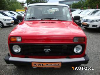 Prodám Lada Niva 1.7i + LPG - DPH