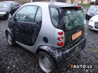 Prodám Smart Fortwo 0.7 aut. KLIMA PANORAMA