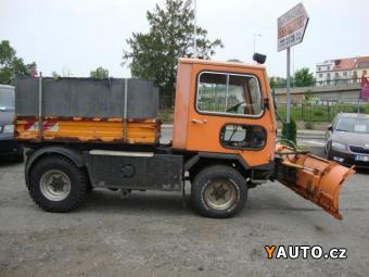 Prodám Multicar M 25 4x4 1.6d sklápěč+radlice