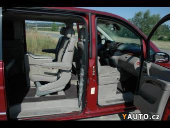 Prodám Mercedes-Benz Viano 3,5 LONG 530 cm Brabus LPG
