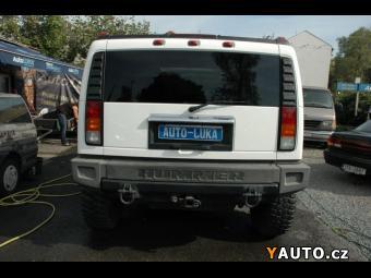 Prodám Hummer H2 6,0 LPG