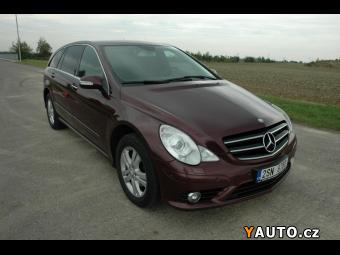 Prodám Mercedes-Benz Třídy R 350CDI L 4MATIC