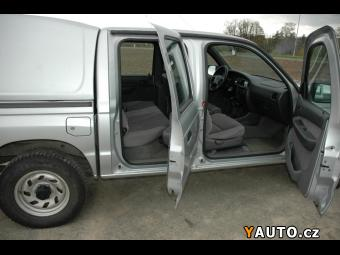 Prodám Mazda B 2500 TD