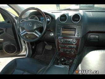 Prodám Mercedes-Benz GL 420 cdi 3x Tv+dvd