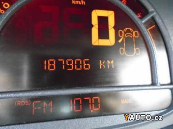 Prodám Renault Modus 1.4-72kW-TEMPOMAT AUT. KLIMA