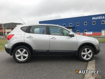 Prodám Nissan Qashqai 2.0i4X4 ACENTA SERVISKA NAVI
