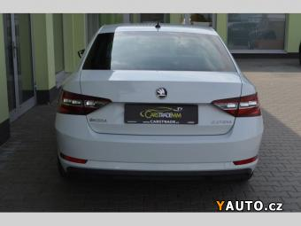 Prodám Škoda Superb 2.0 TDi-140kw-DSG+STYLE PLUS+