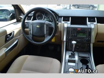 Prodám Land Rover Range Rover Sport 2,7TDV6 SE 140KW, PRAV. SERVIS