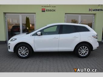 Prodám Mazda CX-7 2.2 D 127kw+KAMERA+PO SERVISE