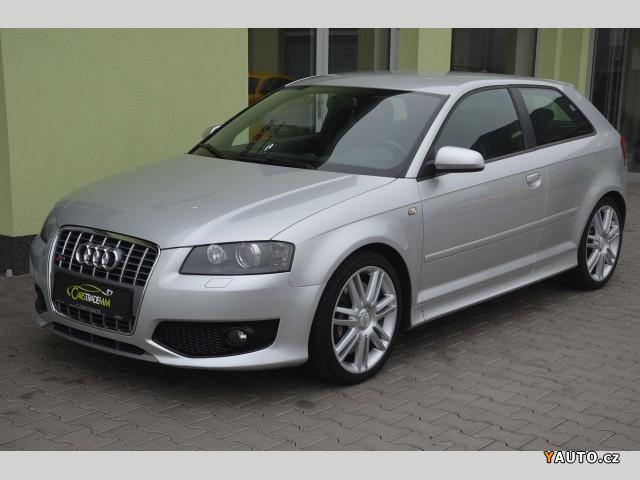 Prodám Audi S3 2.0 TURBO+Quattro 195kw+265 PS