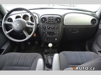 Prodám Chrysler PT Cruiser 2.2 CRD ZACHOVALÝ STAV