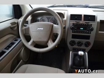 Prodám Jeep Compass 2.0 CRD-103kw+4x4+