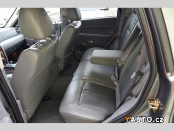 Prodám Jeep Grand Cherokee 3,0 CRDi LIMITED, NAVI