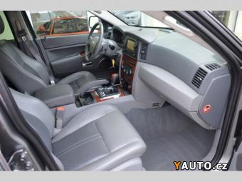 Prodám Jeep Grand Cherokee 3,0 CRDi LIMITED, NAVI