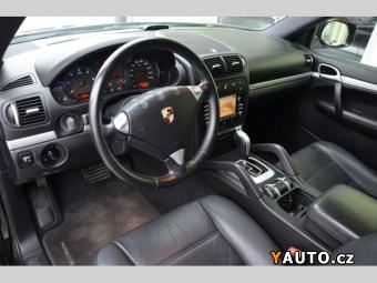Prodám Porsche Cayenne 3.0 TDi VZDUCH+PO SERVISE+