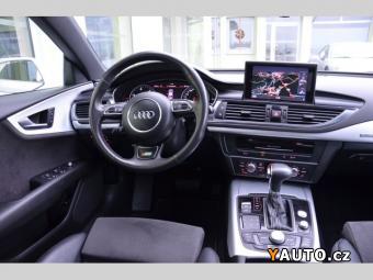 Prodám Audi A7 3,0TDi 2xS-LINE*VZDUH*ŠÍBR*