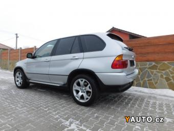 Prodám BMW X5 3.0 d SOUKROMÝ INZERÁT