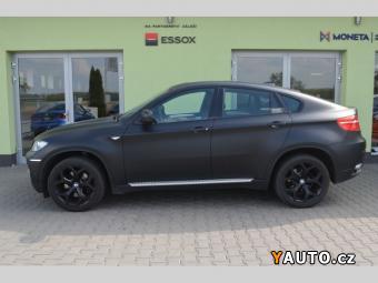 Prodám BMW X6 40d  SOUKROMÝ INZERÁT