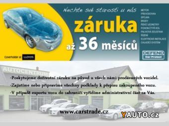 Prodám Volvo XC60 2.0 D3-120kW+AUT. KLIMA+