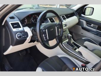 Prodám Land Rover Range Rover Sport 3.0 TDV6 +AUTOBIOGRAPHY+ČR+