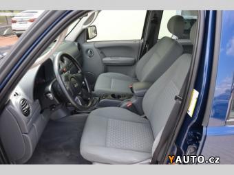 Prodám Jeep Cherokee 2.8 CRD 4x4*MANUÁL*104.200KM*