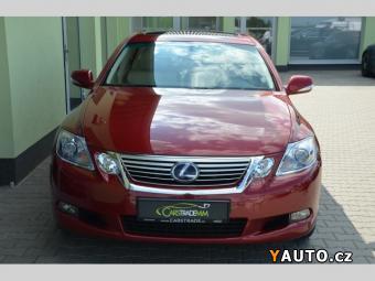 Prodám Lexus GS 450 h *MAX VÝBAVA*