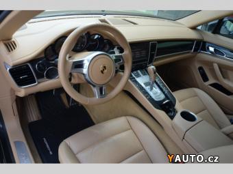 Prodám Porsche Panamera 3.0 Diesel +NOVÉ ČR+106tkm+