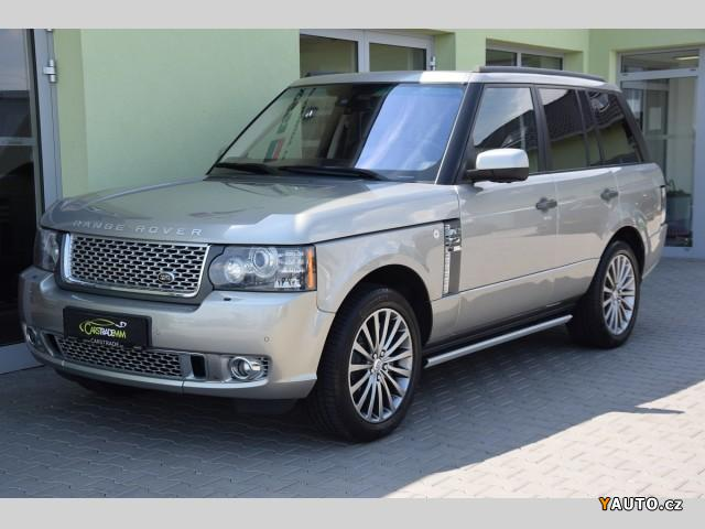 Prodám Land Rover Range Rover 4.4 TDV8 *AUTOBIOGRAPHY*