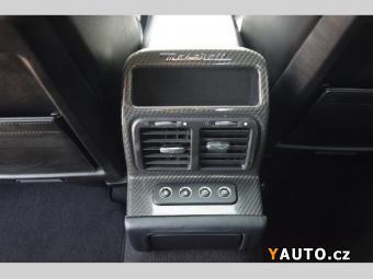 Prodám Maserati Quattroporte 4,2 V8 MAX. VÝBAVA
