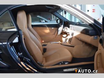 Prodám Porsche 911 TURBO S Cabrio EXCLUSIVE PAKET