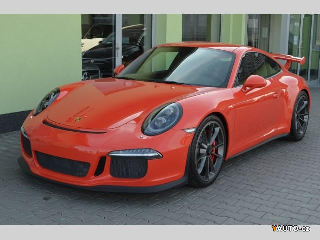 Prodám Porsche 911 GT3 ClubSport+LIFT+LED+CHRONO+