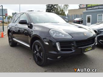 Prodám Porsche Cayenne 3.0TDi 176kW*NAVI*KŮŽE*SERVIS*