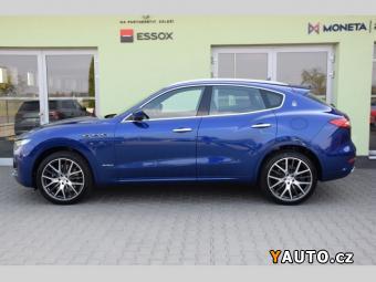 Prodám Maserati Levante S 316kW NOVÉ V ČR