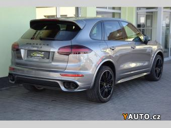 Prodám Porsche Cayenne Diesel *SPORT DESIGN*ALU21*