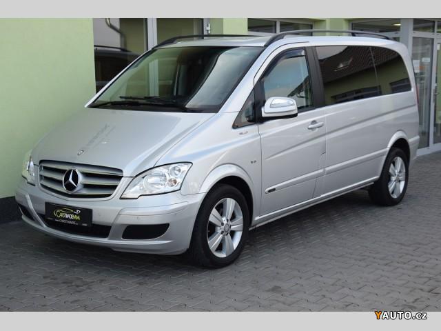 Prodám Mercedes-Benz Viano 3.0 V6 CDi AT *NEZ. TOPENÍ*