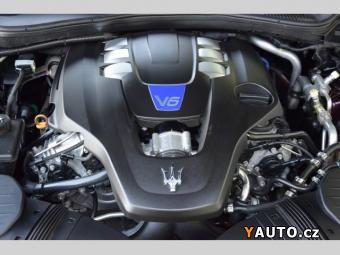 Prodám Maserati Quattroporte S Q4 GranSport *NOVÉ V ČR*