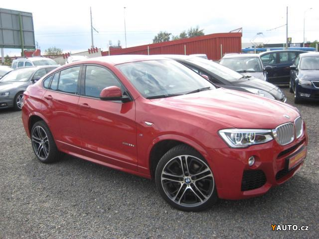 prod m bmw x4 xdrive 35d 230 kw m paket r prodej bmw x4. Black Bedroom Furniture Sets. Home Design Ideas