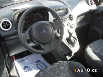 Prodám Ford Ka 1.25i KLIMA NOVÉ ZIMNÍ pneu ČR