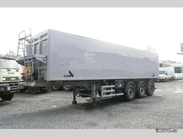 Prodám Stas S 300 CX 50cbm - 9T NÁPRAVY