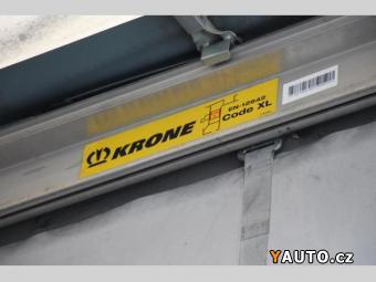 Prodám Krone SD PROFI LINER, AXLES BWP