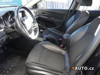 Prodám Chevrolet Cruze 2,0 DPH-TOP VÝBAVA-1. MAJITEL