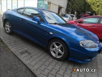Prodám Hyundai Coupé 2,0 FACELIFT-JEN 67 TIS. KM