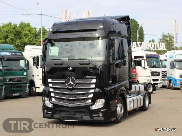 Prodám Mercedes-Benz Actros 1848 LSNRL LOWDECK