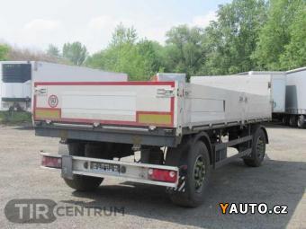 Prodám Schwarzmüller PA 2, E, BPW, PNEU 80%