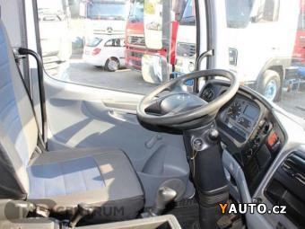 Prodám Mercedes-Benz ATEGO 1222 L, HYDRAULICKÉ ČELO