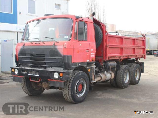 Prodám Tatra T815 S3 6X6